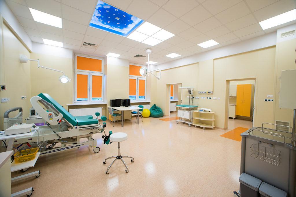 Sala porodowa szpital Rydygiera łódź